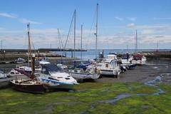Ryde, Isle of Wight, UK (tosh123) Tags: isleofwight hampshire shore boats coast uk england sea seaside sky clouds mast green