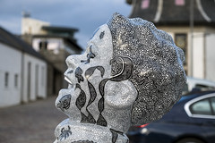 Wullie GSWTF Heid (syf22) Tags: oorwullie art trail kid boy depict painting figure charity fundraising sculpture carving model cast cut mode bucket