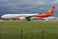B-304L (Ian Macadam) Tags: 15062019 15th june 2019 egcc man manchester hainan airlines airbus a330 b304l