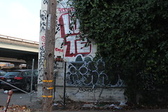 (Laugh now, smile later) Tags: graffiti bayarea sanfrancisco luter jasn zamar atb