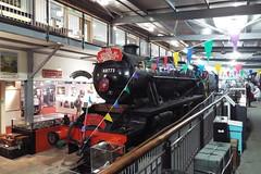 DSCF7533 (Steve Guess) Tags: svr severn valley railway highley shropshire england gb uk steam engine loco locomotive lms stannier 8f 48773