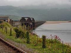 Barmouth Bridge in the Mist (kc02photos) Tags: mist bridge barmouth wales uk landscapephotography