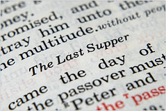 The Last Supper (herb1145) Tags: printedword macromonday