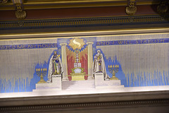 DSC_6437 Freemasons' Hall in London is the headquarters of the United Grand Lodge of England and the Supreme Grand Chapter of Royal Arch Masons of England, as well as being a meeting place for many Masonic Lodges in the London area (photographer695) Tags: africa fashion week saturday 10th august 2019 freemasons hall london the 9th edition europes largest annual african event is headquarters united grand lodge england supreme chapter royal arch masons englandfreemasons
