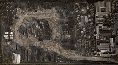 Rust (J_Q_H) Tags: drone dji mavic air scrapyard california aerial