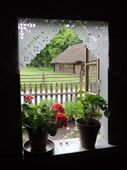 Open-air Ethnographic Museum, Lithuania (Anita363) Tags: farmhouse openairethnographicmuseum rumsiskesopenairmuseum openairmuseumoflithuania openairmuseum museum ethnographicmuseum lithuanian rumsiskes lithuania house building architecture rural folkart rumšiškės