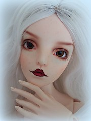 Eden (Livdollcity) Tags: doll chateau margarita red witch resin sd sd13