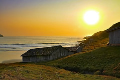 Praia do Rosa (romannoluiz) Tags: praia praiadorosa imbitubasc santacatarina brasil oceano oceanoatlântico atlânticosul litoral mar costamaritima alvorecer raiarodiaalvorejar marítima