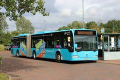 Arriva Midlands - BX04MXG, 5001 (M.R.P Photography) Tags: arriva arrivamidlands arrivalondon bx04mxg 5001 ma9 mercedes mercedesbenz citaro mercedeso530g