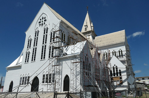 St George's Cathedral. Georgetown, Guyana