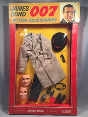 Gilbert #16251 Disguise Set (toyfun4u) Tags: vintage james bond 007