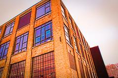 Senses (HSS) (13skies) Tags: happyslidersunday effect rework postprocessing postwork topaz windows yellowbrick industrial oldindustrial history art artistic colours slidersunday slider