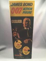 Gilbert Odd Job Box (toyfun4u) Tags: vintage james bond 007