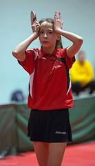 Маша Панфилова. (Sergey Klyucharev) Tags: настольныйтеннис пингпонг спорт tabletennis pingpong sport girl