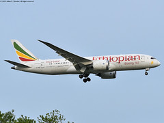 ET-AOP (Ethiopian Airlines - Queen of Sheba) (aemoreira81) Tags: boeing 787 dreamliner 7878 ethiopian airlines