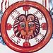 Lion Face detail London Transport Museum (1)