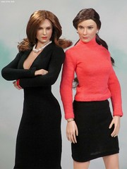 DOLL DRAMA AUDITIONS- Legacy (valleyofthedolls) Tags: doll barbie ken phicen tbleague hottoys actionfigure fashiondoll