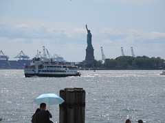 2019 Statue of Liberty with Sail Boat Battery Park 7464 (Brechtbug) Tags: 2019 statue liberty ellis island view from battery park lower manhattan new york city winter 08102019 nyc 30 rock cityscape south skyline urban snow covered afternoon august summer summertime sculpture lighthouse french gift france building art arts birthday lady eiffel frederic auguste bartholdi