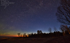 Dawn at Eagle River (Winglet Photography) Tags: wingletphotography northernlights auroraborealis georgewidener stockphoto solarstorm aurora geomagnetic earth sun wisconsin canon 7d storm solar georgerwidener night nighttime longexposure dark inspiration lights colors sky nature michigan eagleriver beach up upperpeninsula