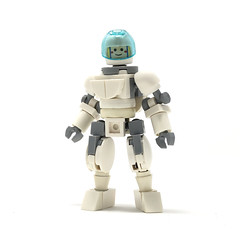 LEGO Actionfig 2.0 (new arms + legs) (Alex Kelley) Tags: toy design 3d industrial lego character modular minifig minifigs custom minifigure moc afol minifigures product