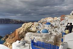 Oia in Santorini (alexandros9) Tags: santorini island oia agean sea cyclades october 2016 greece elitegalleryaoi bestcapturesaoi aoi