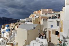 Oia in Santorini (alexandros9) Tags: santorini island oia agean sea cyclades october 2016 greece