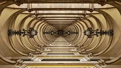 The vault (Rob Oo) Tags: ccby40 lisboa lissabon portugal thevault art ro016b praçadocomércio gimp