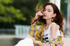 DSC07181 (AJui_Photography) Tags: taiwan taiwanese girl kaohsiung portrait 人像攝影 人像 外拍 girls 女孩