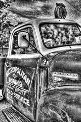 Metropolitan towing. (Ian Ramsay Photographics) Tags: metropolitan towing campbelltown newsouthwales australia past roadservice wreckers condition tool original innovation motorists stranded industry dedicated nrma truck