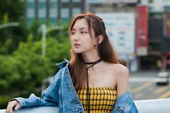 DSC07231 (AJui_Photography) Tags: taiwan taiwanese girl kaohsiung portrait 人像攝影 人像 外拍 girls 女孩