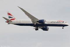 G-ZBKM (Baz Aviation Photo's) Tags: gzbkm boeing 7879 dreamliner british airways baw ba heathrow egll lhr ba250