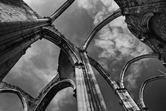 02 Convento de Carmen (14) (Lubaya.cm) Tags: reisen lisbon klosterruine ruine