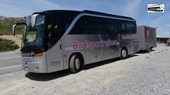 SETRA 511 HD - AUTOCARS MARGREITER (Fabrice CHUIAFON) Tags: autobus autobuses autocares autocars autocardetourisme buss buses bus bussen reisenbus coach coaches setra setra511 radsportreisen chrmargreiter
