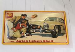 85.  Represent a well known advertising slogan (Jackie & Dennis) Tags: 85119 119in2019 wellknown advertisingslogan autosliebenshell oldtimermuseum stage6 malerweg paintersway rwh ramblerswalkingholiday bohemianrhapsody saxonswitzerland sächsischeschweiz shell schöna