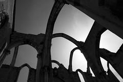 02 Convento de Carmen (26) (Lubaya.cm) Tags: reisen lisbon klosterruine ruine
