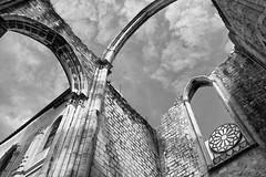 02 Convento de Carmen (17) (Lubaya.cm) Tags: reisen lisbon klosterruine ruine