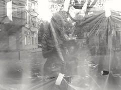 Sunday morning selfie (heleconia) Tags: fotografie selfie apartofme sunday schwarzweis blackwhite horizontal