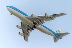 20190810_5319e (Enrico Webers) Tags: klm 2019 201908 amsterdam schiphol netherlands niederlande nederland airplane aeroplane aircraft aviation boeing b747 b747400