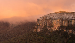 21 Guns (Emerald Imaging Photography) Tags: thebluemountains bluemountains katoomba scenicworld newsouthwales nsw sydney australia australian australianlandscape australianbush clouds sunrise sunset storm snow storms red valley trees