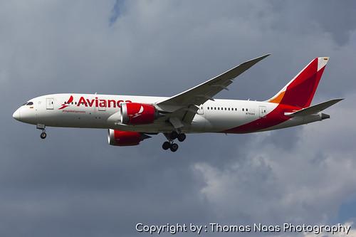 Avianca, N793AV