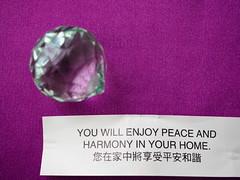 fortune cookie paper (Elisabeth patchwork) Tags: fortunecookie paper text printedwords