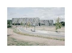 Fachhochschule Bielefeld No2 (roemart) Tags: new topographics bielefeld fachhochschule