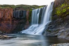 Slaedufoss (Einar Schioth) Tags: slædufoss slæðufoss water waterfall river rocks rock day vividstriking nationalgeographic ngc nature landscape lake photo picture outdoor iceland ísland einarschioth