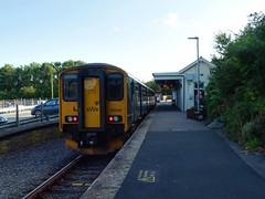 150248 Liskeard (5) (Marky7890) Tags: gwr 150248 class150 sprinter 2l92 liskeard railway cornwall cornishmainline train