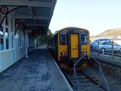 150248 Liskeard (6) (Marky7890) Tags: gwr 150248 class150 sprinter 2l92 liskeard railway cornwall cornishmainline train