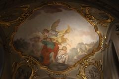 Abraham's Faith (Lawrence OP) Tags: biblical bindingofisaac santamariamaggiore florence fresco angel isaac abraham sacrifice