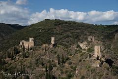 Les Châteaux de Lastours - 5/5 (Man0uk) Tags: chateaux castles cathares chateauxcathares aude occitanie lastours france