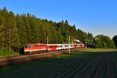 """1142 610 """"ÖBB"""" Haiding (Matthias Greinwald) Tags: 1142 rex öbb österreichische bundesbahn personenzug zug 610 haiding"""