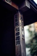 Calling Cards (RunnyInHongKong) Tags: nikoncoolscan9000 canonef50mmf12l tokyo nikonscan41 ebisu kodakektar100 japan 35mm film canoneos1v
