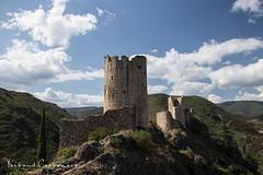 Les Châteaux de Lastours - 1/5 (Man0uk) Tags: chateaux castles cathares chateauxcathares aude occitanie lastours france